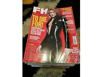 For Him Magazines (FHM) lot