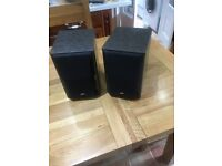 A Pair of small JVC speakers 30w