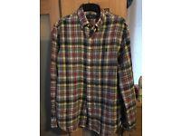 Polo Ralph Lauren check shirt size m BNWOT