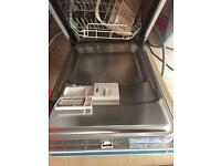Fridge and dishwasher