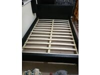 Double Bed, Wardrobes, Bedside Table, Carpet, Baby Cot House Clearance