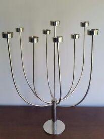 Beautiful Habitat tea light candelabra-never used