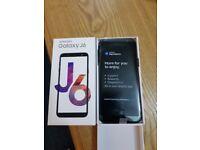 Samsung J6 BLACK 3GB ram 32GB 5.6-Inch 4G Dual SIM UNLOCKED LIKE S8
