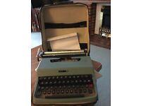 Olivetti Portable Typewriter