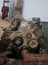 Land rover defender 300tdi engine