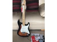 Fender Stratocaster 2016 MiM (Made In Mexico) / hard case included
