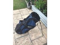 2 adult golf bags 1 junior golf bag