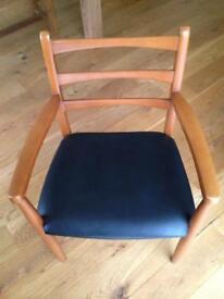 Retro Carver Chair
