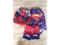 Boys superhero bundle