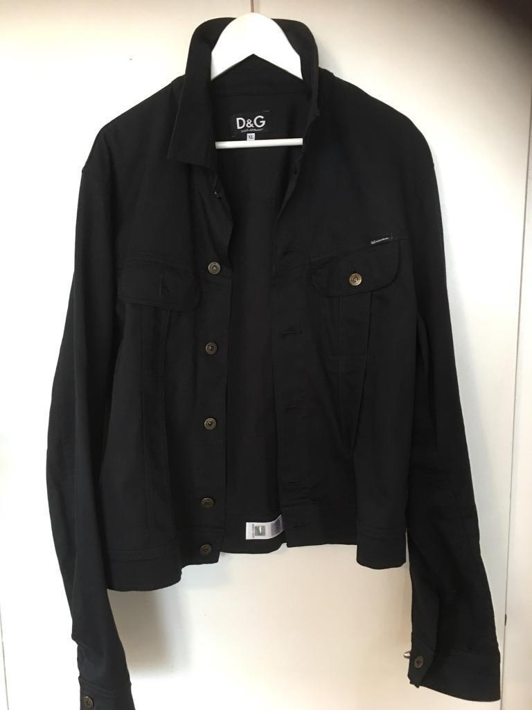 D&G Men's Jacket