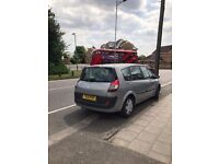 7 Seater Renault Grand Scenic, Long MOT, Clean Body work. Very spacious Quick Sale Bargain