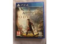 Assassin's Creed Odyssey Gaming / Playstation4 Games