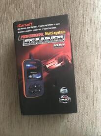 Icarsoft i907 Renault professional multi-system scanner