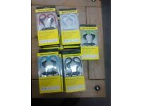 16 x WIRELESS BLUETOOTH SPORTS HEADPHONES IN BOXES BRAND NEW - IDEAL FOR SHOP OR CARBOOT
