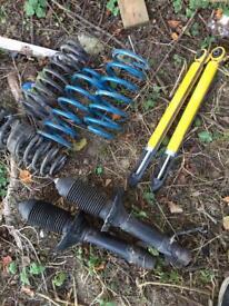 Mk4 golf lowering springs & shock absorbers