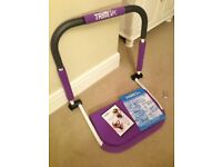 Trim Flex Pilates Body Sculpting equipment and DVD