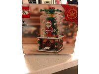 Limited Edition Lego Snowglobe 40223