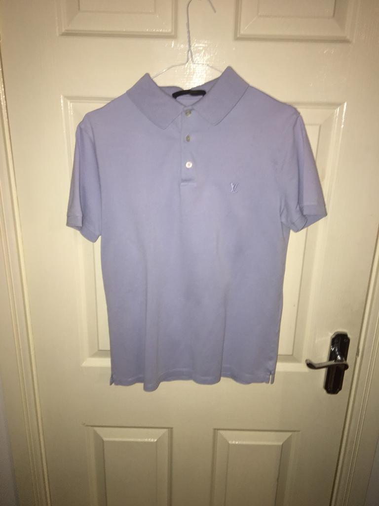 Men's Louis Vuitton polo shirt for sale