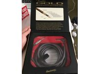 Fender Gold Acoustasonic 12ft cable