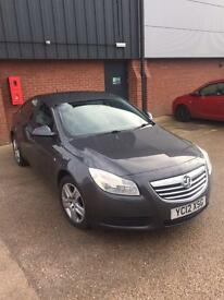 Vauxhall insignia 12 plate, 2.0cdti, low mileage