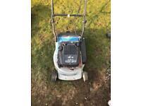 Massport petrol lawnmower