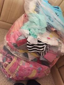 Large selection of Boys and girls clothes from new born to age 5 years