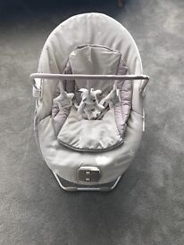 Mamas and papas star baby bouncer