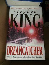 Stephen King Hardback Book Dreamcatcher - Perfect Condition