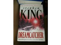 Stephen King Hardback Book Dreamcatcher - Perfect Condition
