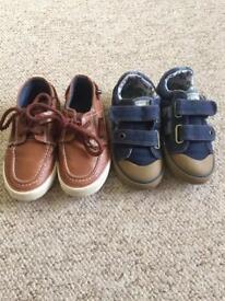 Boys Shoes - Infant 8