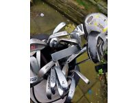 Golf clubs for sale 15.00