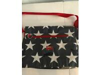 Great star satchel/baby changing bag.
