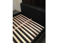king size tv bed frame with mattress