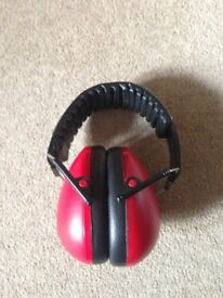 Ear defenders for Kids - nearly new!