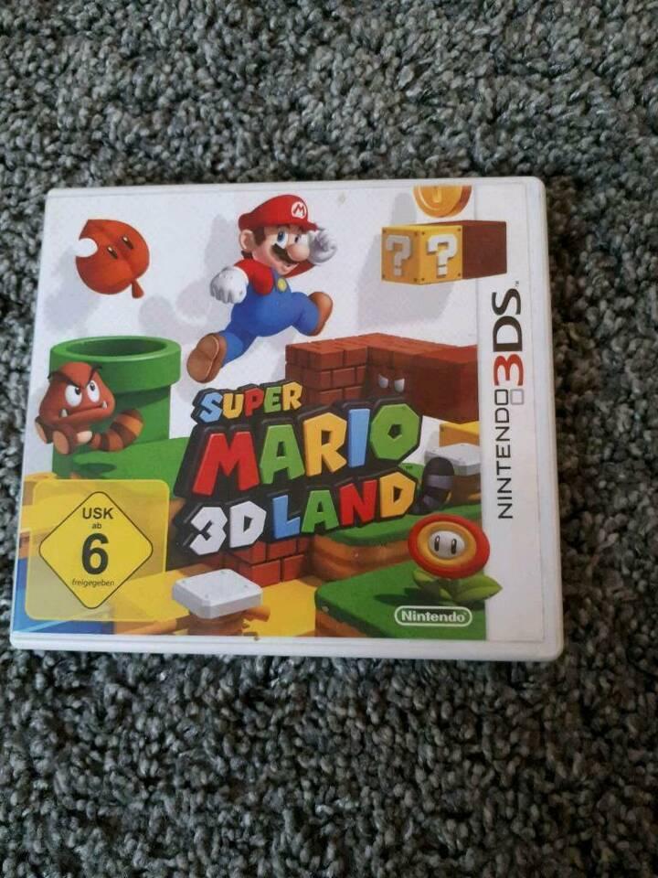 Spiele für Nintendo 3 ds, z. B.  Mario,  Lego, Miitopia in Düsseldorf - Bezirk 5