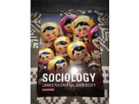 Sociology by Fulcher and Scott