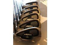Benross Max Speed 2 - 5 hybrid & 6-SW irons, men's RH