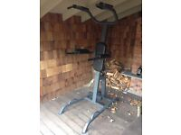 IQI Fitness VKR Dip Station Power Tower