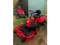 Mountfield stiga ride on mower 4wd