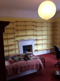 Heavy duty shelving. Racking system. Home or office. Looks good. Has been in private home.
