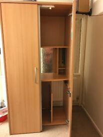 Hideaway Office/Desk in a cupboard for Sale