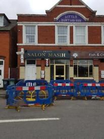 Barber Shop TO LET in Tipton