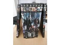 Marvel Ultimate Hard Back Collection