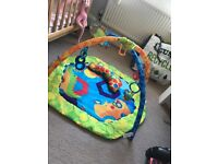 Oball baby play mat