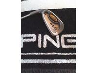 PING i3 left hand 3 iron single.