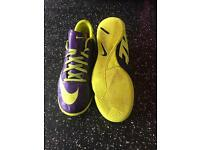 Boys Nike football boots size 4