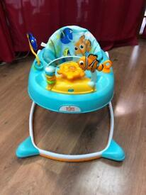 Finding Nemo fish bright stars baby walker with music