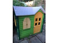 FREE Little Tikes country playhouse