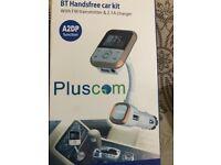 Wireless BT Handsfree Car-kit