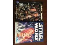 Star Wars Annuals 2000 and 2005.
